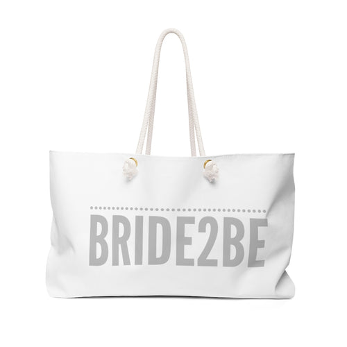 Bride2Be Weekender Bag