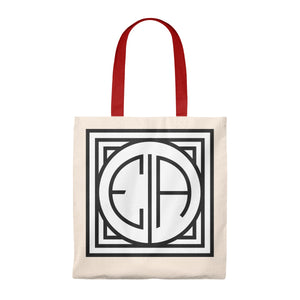 EA' s Custom Tote Bag - Vintage