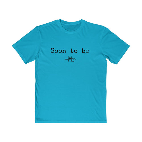 Soon to Be Mr -Men's Very Important Tee