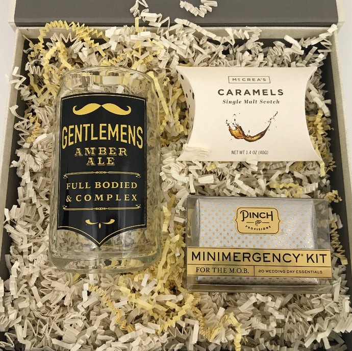 The Groom's Groomsmen Gift Box