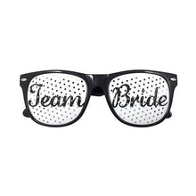 Load image into Gallery viewer, JOY-ENLIFE 1pcs Bachelorette Hen Party Supplies Bride/Team Bride Glasses Wedding Party Decor Night Party Bridal Themed Favors