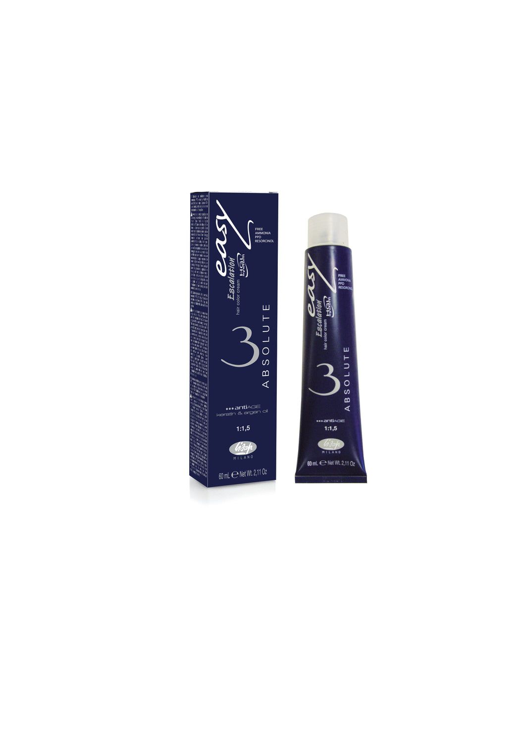Easy Absolute Non-Ammonia Colour 44/78