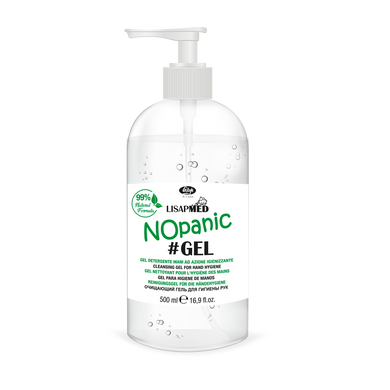 No Panic Luxury Sanitising Hand Care Gel
