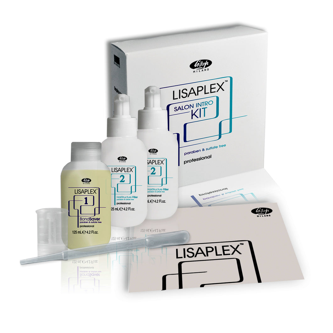 Lisaplex Salon Intro  Kit