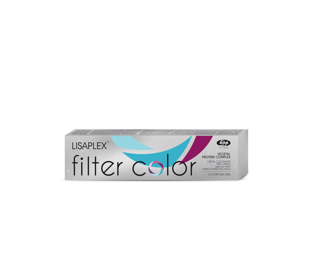 Lisaplex Filter Colour Metallic Cherry