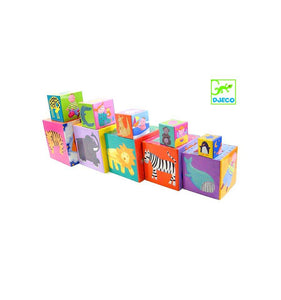 Cubos apilables funny blocks