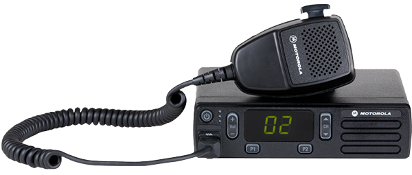 Motorola CM200D | Mobile Two Way Radio for Construction