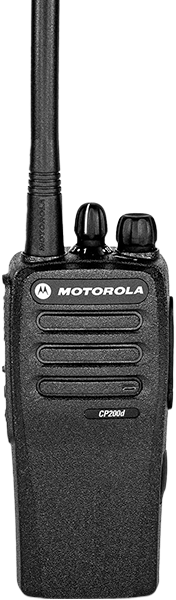 Motorola CP200D | Two Way Radio For Construction