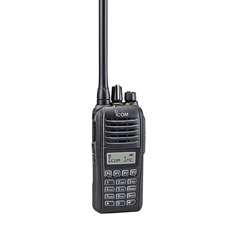 Icom F1100DT | Two way radio for hotels