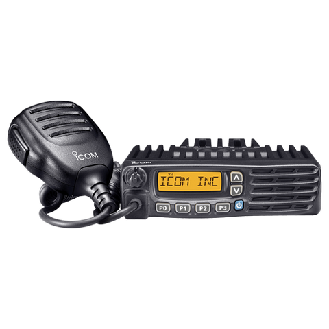 Icom F5121D | Mobile two way radio for hotels