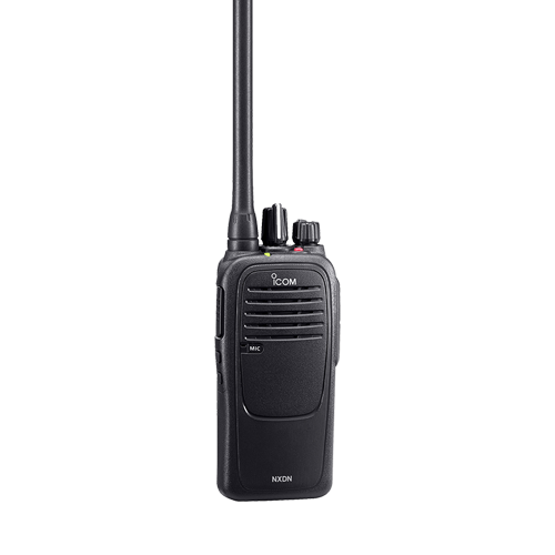 Icom F1100D | Two way radio for hotels