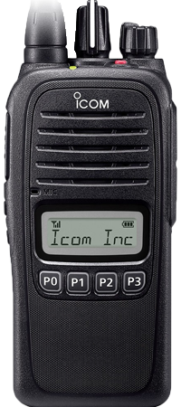 Icom F1100DS | F2100DSL RC - Two Way Radios for Hotels
