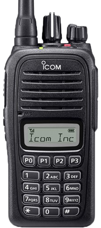 Icom F1100DT | F2100DT 31 - Two Way Radios for Hotels