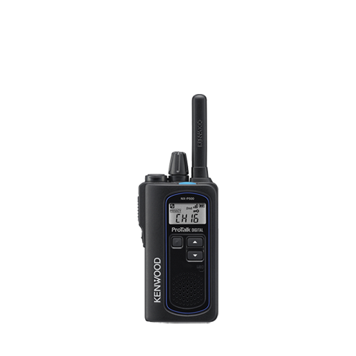 Kenwood NX-P500 | Two way radio for hotels