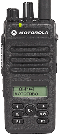 Motorola XPR 3500e | Two Way Radio for Hotels