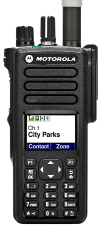 Motorola XPR 7550e | Two Way Radio for Hotels