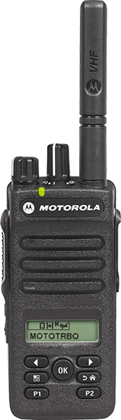 Motorola XPR 3500e | Two Way Radio For Construction
