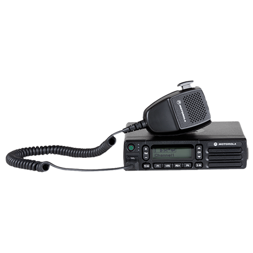 Motorola XPR 2500 | Mobile two way radio for hotels