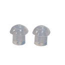 Motorola-Accessory-5080370E97 Rubber Eartips-Motorola 5080370E97 Rubber Eartips, Pack of 25. For use with RLN6232 & RLN6241.-Radio Depot