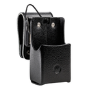 Motorola-Accessory-AAJ14X504 Case-Motorola AAJ14X504 Case, LCC-134SN Swivel Belt Clip Leather Case, Fits FNB-V134LI-UNI Batteries, For Non-Display Radio Models-Radio Depot