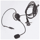 Motorola-Accessory-AAL40X501 Headset-Motorola AAL40X501 Headset, VH-150A IS Lightweight Behind-the-Head VOX Capable-Radio Depot