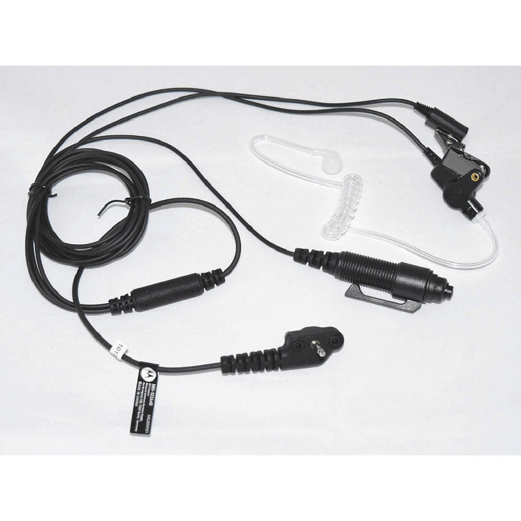 Motorola-Accessory-AAL85X501 Surveillance Kit-Motorola AAL85X501 Surveillance Kit, MH-103A4B 3-Wire Kit-Radio Depot