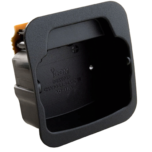 Icom-Accessory-ICOM AD110 Adapter Cup-ICOM AD110 Adapter Cup to install in the BC119N or BC121N for the BP253 or BP254 batteries-Radio Depot