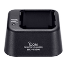 Icom-Accessory-ICOM BC119NS-11 Charger-ICOM BC119NS-11 Rapid Charger with AD110 installed for F70/F80/F9011/F9021 radios; 100-240V with US style plug-Radio Depot