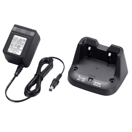 Icom-Accessory-ICOM BC192-12 Charger-ICOM BC192-12 110V Trickle Charger for the NiMH BP264 Battery-Radio Depot