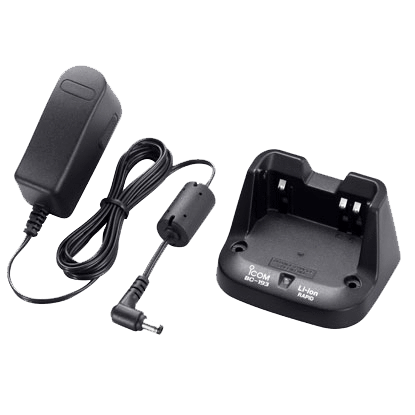 Icom-Accessory-ICOM BC193 Charger-ICOM BC193 Rapid Charger for radios with the BP265 Li-ion battery. 100-240V with US style plug.-Radio Depot