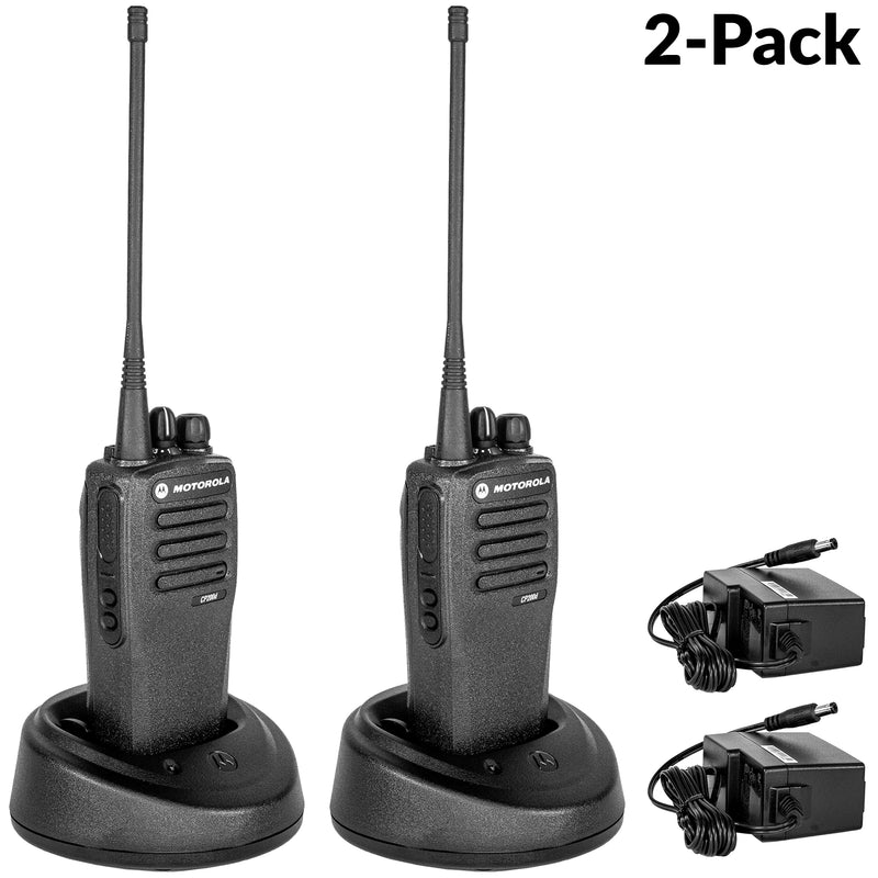 CP200D two radio bundle