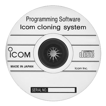 Icom-Accessory-ICOM CSF3210D Programming Software-ICOM CSF3210D F3210D/F4210D & F5220D/F6220D Programming Software-Radio Depot