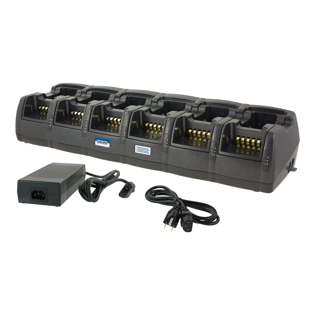 Power Products Endura EC12M Twelve Unit Charger