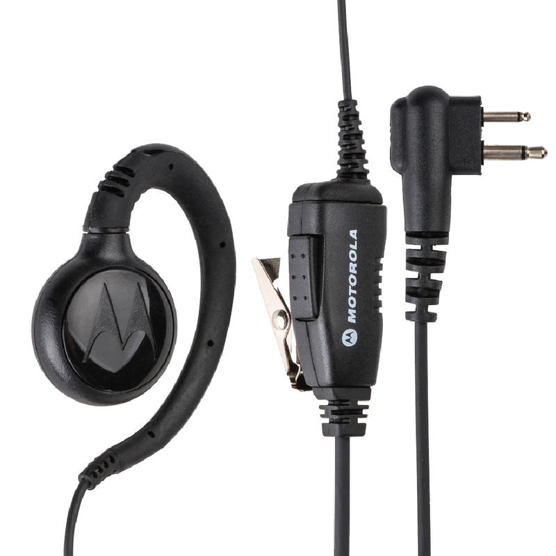 Motorola-Accessory-HKLN4424 Earpiece-Motorola HKLN4424 Swivel Earpiece-Radio Depot