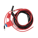 Motorola HKN4137 arial view of coiled mobile power cable