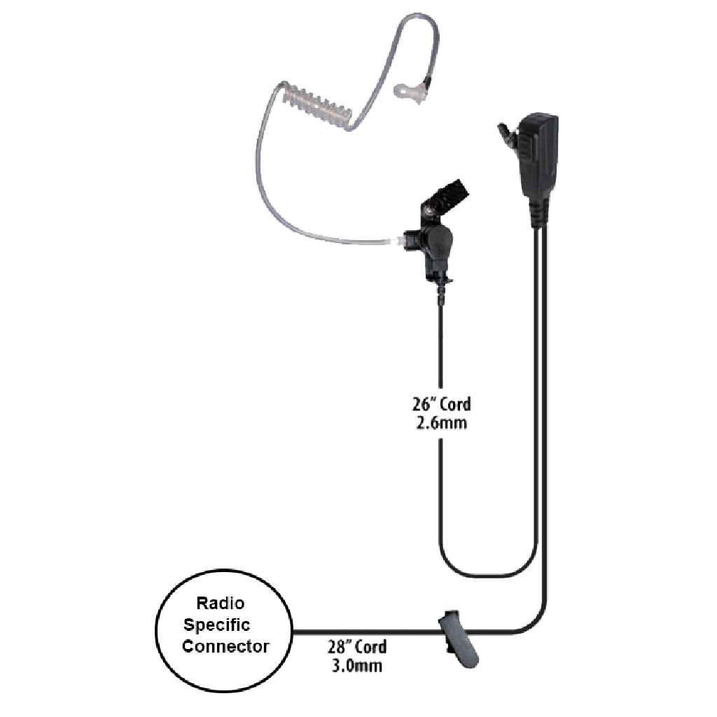 Klein Electronics Signal Earpiece