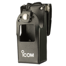 Icom-Accessory-ICOM LCF3261S SWIVEL Carry Case-ICOM LCF3261S SWIVEL Leather Carry Case with a swivel clip and cutout for the display-Radio Depot