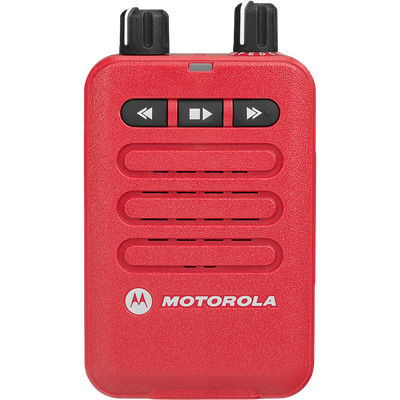 Motorola Minitor VI Pager (Red)