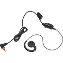 Motorola-Accessory-PMLN7189 Earpiece-Motorola PMLN7189 Swivel Earpiece with In-Line Microphone and PTT-Radio Depot