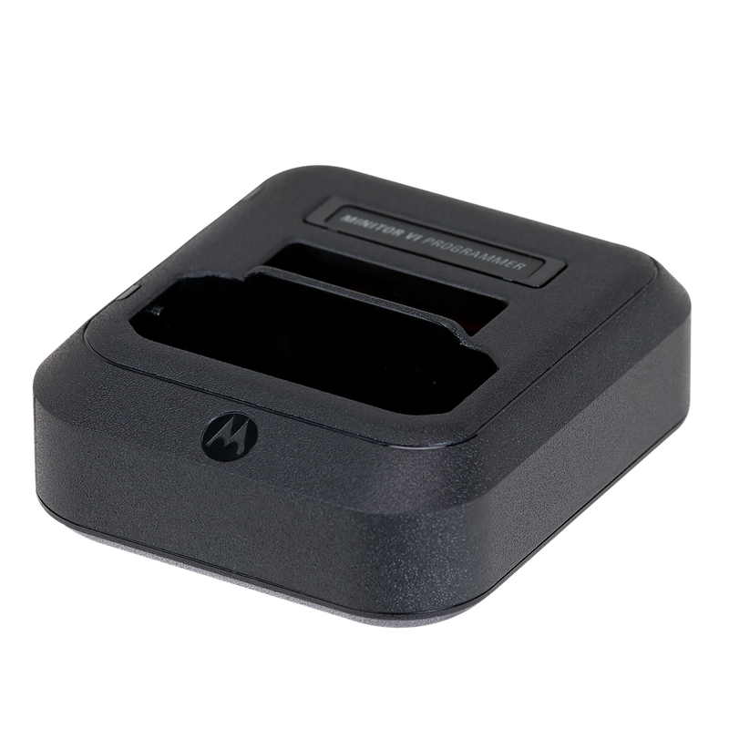 Motorola-Accessory-RLN6527 Minitor VI Programming Cradle-Motorola RLN6527 Minitor VI Programming Cradle Includes USB cable to connect to your computer. Minitor VI Programming Software CPS v1.07 (.zip file) CPS v1.09 (.zip file)-Radio Depot