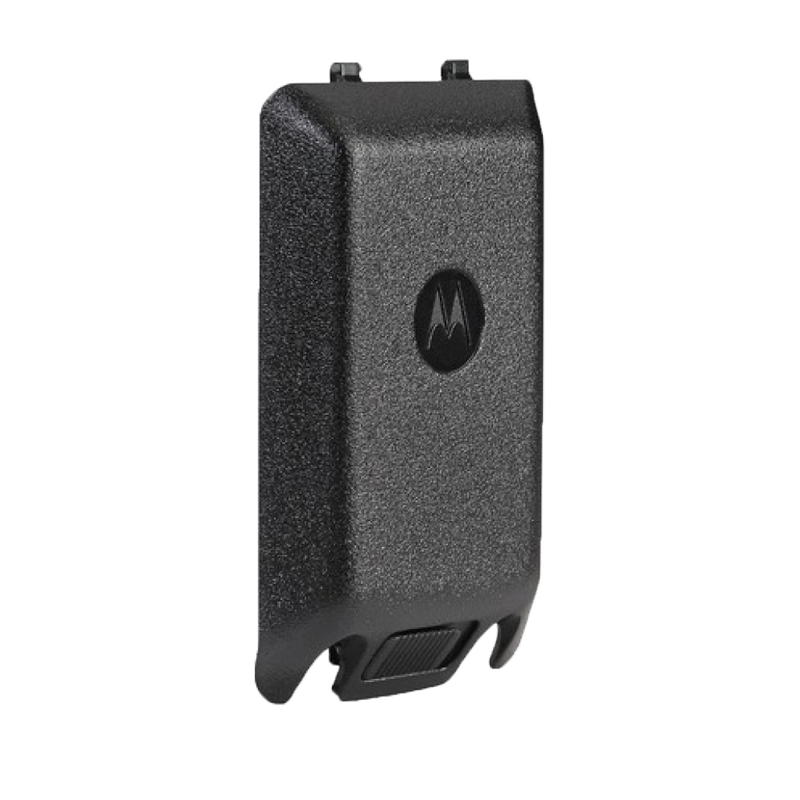 Motorola-Accessory-PMLN6745 Battery Door Cover for the Motorola PMNN4468 BT100 Li-ion Battery when used on the SL7550e, SL7580e, and SL7590e radios.-Radio Depot