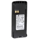 Front view of the Motorola-Accessory-PMNN4476 Li-ion, 1750T Battery for CP185 Series Radios.-Radio Depot