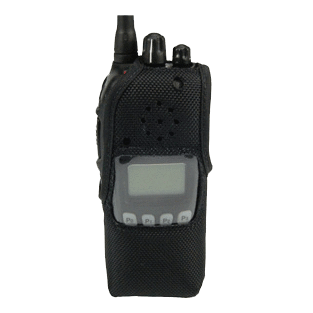 Icom-Accessory-ICOM NCF1000SC Carry Case-ICOM NCF1000SC Carry Case, Nylon with a Clip and Cutout for the display for F1000S/F2000S Display Radios. Radio shown not included.-Radio Depot