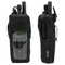 Icom-Accessory-ICOM NCF9011T CLIP Carry Case-ICOM NCF9011T CLIP Carry Case, Nylon with metal clip and cutout for display and DTMF Keypad equipped radios. Radio shown not included.-Radio Depot