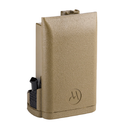 Motorola-Accessory-NNTN8182 Battery-Motorola NNTN8182 Battery, Li-ion, 3100 mAh, Military, IP68, Rugged, Coyote Brown Fits SRX2200 radios.-Radio Depot