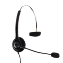 Motorola-Accessory-PMLN4445 Headset w/Boom Mic-Communicate hands-free with this headband-style headset, while maintaining the comfort necessary for extended wear.-Radio Depot