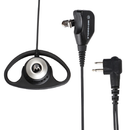 Motorola-Accessory-PMLN5001 Earpiece-Motorola PMLN5001 D-Shell Earpiece with PTT and Microphone-Radio Depot