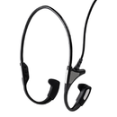 Motorola-Accessory-PMLN5003 Temple Transducer Headset-Motorola PMLN5003 Temple Transducer Headset. Uses bone induction technology to keep your ears uncovered.-Radio Depot