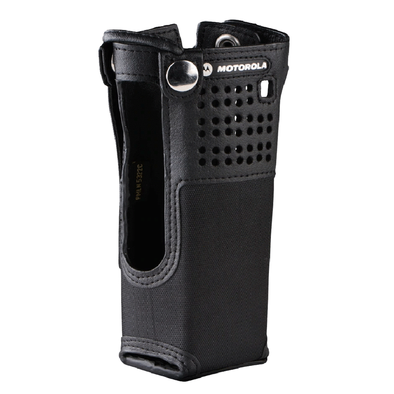 Motorola-Accessory-PMLN5322 Carry Case-Motorola PMLN5322 Carry Case, Nylon w/3 Inch Fixed Belt Loop Fits APX7000 Radios.-Radio Depot