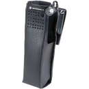 Motorola-Accessory-PMLN5330 Carry Case-Motorola PMLN5330 Carry Case, Leather w/2.75 Inch Swivel Belt Loop Fits APX7000 Radios.-Radio Depot